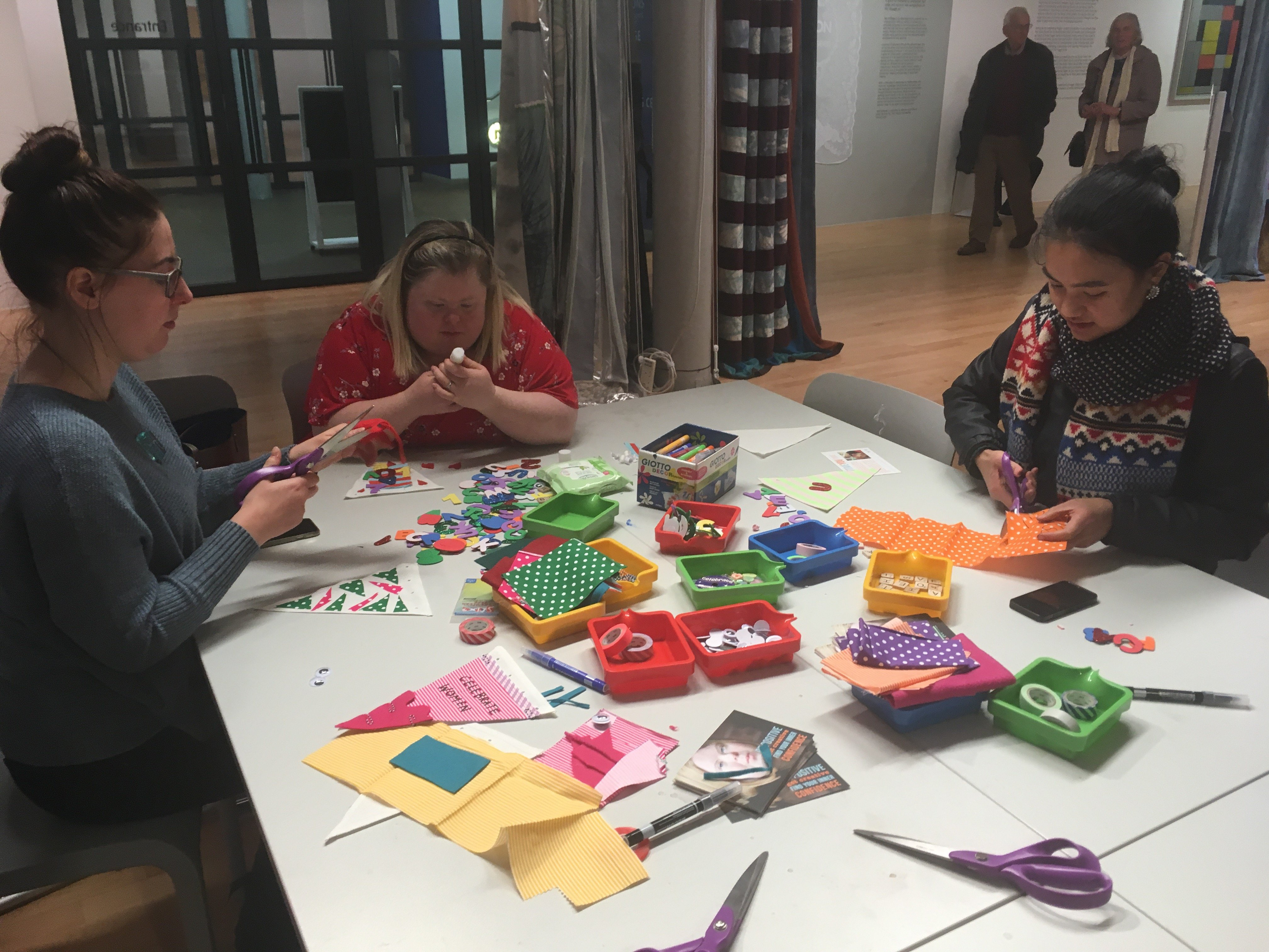 Positive You Workshop at Tate Exchange 2017